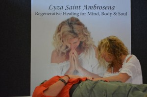 Lyza Saint Ambrosena Psiriual healer at the infinite connection