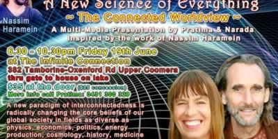 Pratima and Narada present 'A New Science of Everything'
