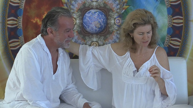 Cameron and Lyza Channeling Divine Guidance