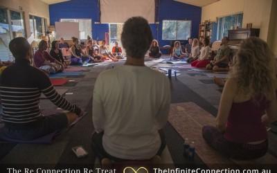 re connection retreat