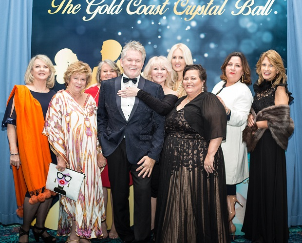 Gold Coast Crystal Ball 12