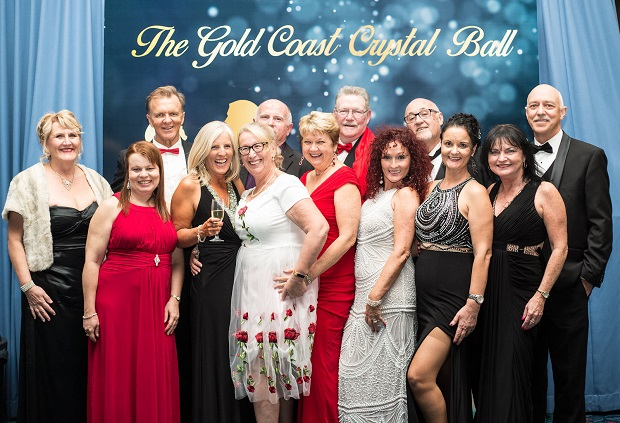 Gold Coast Crystal Ball 8