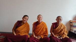 tibetan nuns of nepal 3