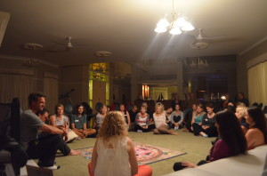 Meditation on the Gold Coast