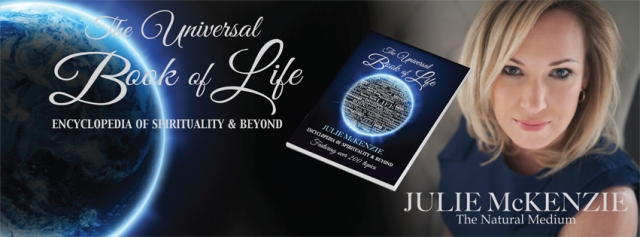 Julie McKenzie ~ Guest at The Infinite Connection February  Monthly Celebration
