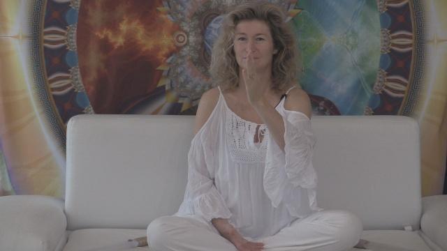 Channeling Divine Guidancw with Trance Medium Lyza Saint Ambrosena resized