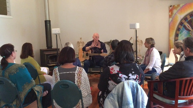 true voice workshop with Chris James