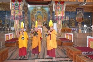 ganden jangtse monks of tibet