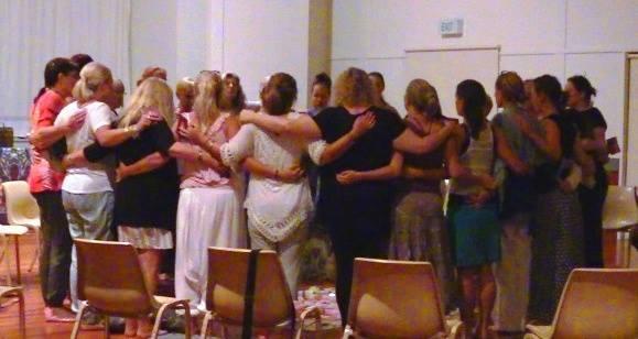 sacred womens circle