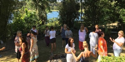 womens retreat with the infinite connection