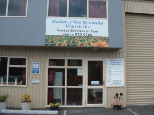 Mackelvie West Spiritualist Church