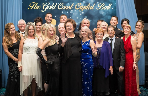 Gold Coast Crystal Ball 9