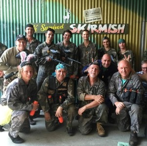 Paintball GC MENS group
